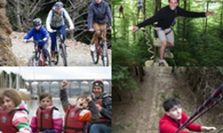 Family Days Out & Outdoor Activities in Devon & Cornwall