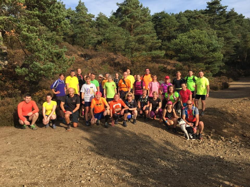 Tamar Trail Runners