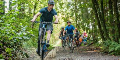 Mountain Biking Tamar Trails Tavistock Plymouth