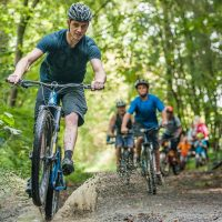 Mountain Bike Hire at the Tamar Trails