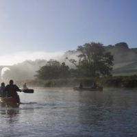 Guided Family Canoe Trips in May