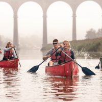 Guided Family Canoe Trips