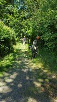 Volunteering on the Tamar Trails